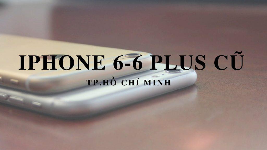 [iphone 6 cũ giá bao nhiêu?] Có nên mua iphone 6 plus cũ ở thời điểm này 2018?